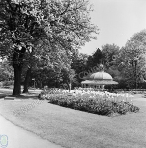 Harrogate, Valley Gardens, Magnesia Well, 1964